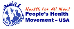 People's Health Movement USA